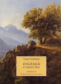Georges Grandchamp - Annesci N° 38, 1999-2000 : Zigzags à travers bois.