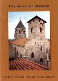 Amis Vieux St-Just-St-Rambert - L'église de Saint-Rambert.