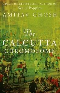 Amitav Ghosh - The Calcutta Chromosome.