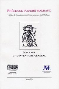 Amitiés internationales Malrau - André Malraux et l'inventaire général des monuments et des richesses artistiques de la France - Journées d'études, Bibliothèque nationale de France, 23 mai 2003.