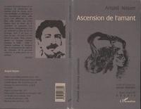 Amjad Nasser - L'ascension de l'amant.