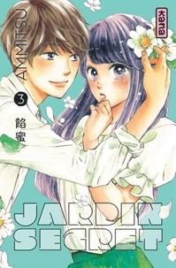 Ammitsu - Jardin secret Tome 3 : .