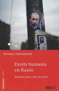 Birrascarampola.it Droits humains en Russie - Résister pour l'état de droit Image