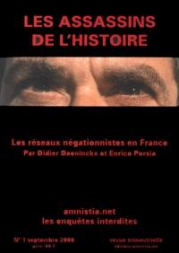 Enrico Porsia et Didier Daeninckx - .
