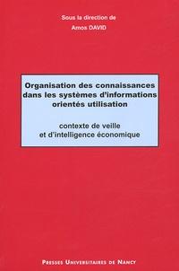 Birrascarampola.it Organisation des connaissances dans les systèmes d'information orientés utilisation - Contexte de veille et d'intelligence économique Image