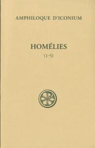 Deedr.fr Homélies - Tome 1, Homélies 1-5 Image