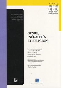 Amsatou Sow Sidibé et Mamadou Badji - Genre, inégalités et religion.