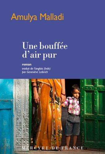 Amulya Malladi - Une bouffée d'air pur.
