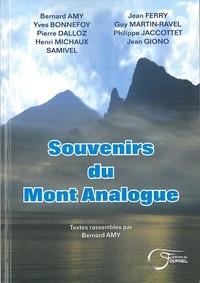 Amy Bernard - Souvenirs du Mont Analogue.