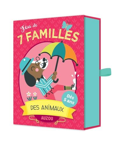 Amy Blay - Jeu de 7 familles des animaux.