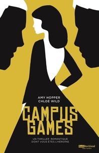 Amy Hopper et Chloé Wild - Campus games.