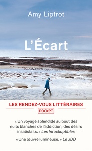 Versions pdf des livres à télécharger L'Ecart 9782266295833 in French RTF par Amy Liptrot
