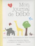 Amy Nebens - Mon journal de bébé.