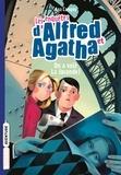 Ana Campoy - Les enquêtes d'Alfred et Agatha, Tome 08 - On a volé la Joconde.