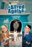 Ana Campoy - Les enquêtes d'Alfred et Agatha Tome 7 : La malédiction d'Amon-Râ.