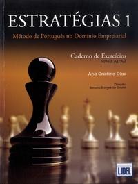 Estratégias 1 - Método de Português no Dominio Empresarial - Caderno de Exercicios Niveis A1/A2.pdf