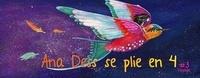 Ana Dess et Rudy Cavalheiro - Ana Dess se plie en 4 3 : Ana Dess se plie en 4 - Tome 3 - Voyage.