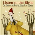 Ana Gerhard - Listen to the birds. 1 CD audio