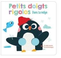 Ana Gomez - Petits doigts rigolos dans la neige.