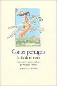 Deedr.fr Contes portugais - La fille du roi maure Image
