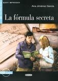 Ana Jiménez Garcia - La formula secreta. 1 CD audio