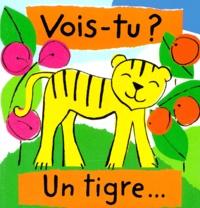 Ana Larraéñaga - Un tigre.