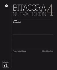 Bitacora 4, curso de espanol B2 - Libro del professor.pdf