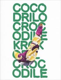 Ana Navas et Jesus Torrivilla - Cocodrilo crocodile krokodil crocodile - Un cocodrilo falso puede hacerte llorar lagrimas reales.