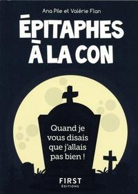 Epitaphes à la con.pdf