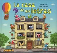 Ana Punset et Lucia Serrano - La casa de las letras.