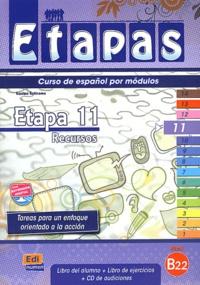 Deedr.fr Etapa 11 Recursos nivel B2.2 - Libro del alumno Image