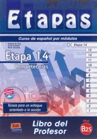 Anabel de Dios Martin - Etapas, curso de espanol por modulos - Etapa 14, competencias, nivel B2.5 : libro del profesor.
