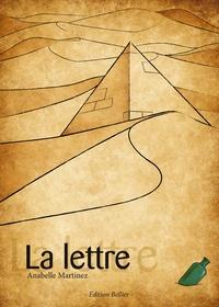 Anabelle Martinez - La lettre.