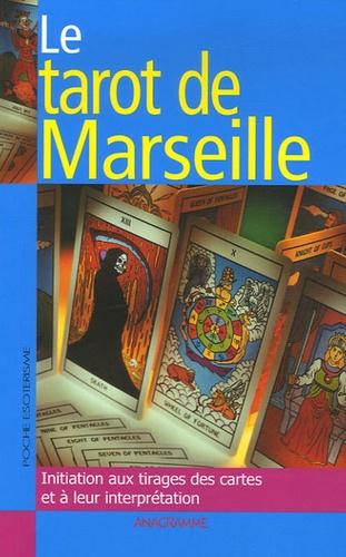 Anagramme - Le Tarot de Marseille.