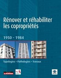 ANAH et  SOCOTEC - Rénover et réhabilliter les copropriétés 1950-1984 - Typologies - Pathologies - Travaux.