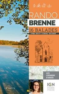 Anaïs Ancellin - Rando Brenne - 16 balades à pied, à VTT, en canoë.