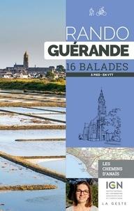 Anaïs Ancellin - Rando Guérande - 16 balades à pied, à vélo.