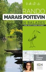 Anaïs Ancellin - Rando Marais poitevin - 16 balades.
