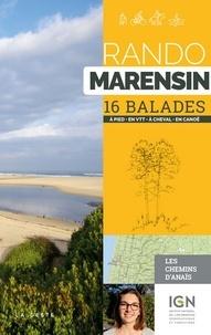 Anaïs Ancellin - Rando Marensin - 16 balades à pied, à vélo, à cheval, en canoë.