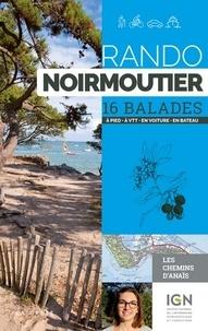 Anaïs Ancellin - Rando Noirmoutier, Yeu.