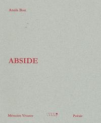 Anaïs Bon - Abside.