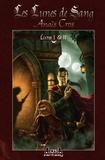 Anaïs Cros - Les Lunes de Sang Tome 1 : Livre 1, Les lunes de sang ; Livre 2, La lune noire.