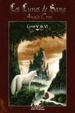 Anaïs Cros - Les Lunes de Sang Tome 3 : Livre 5, Les enfants de la magie ; Livre 6, Le tueur de loups.