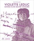 Anaïs Frantz - Violette Leduc - Genèse d'une oeuvre censurée.