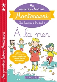 Anaïs Galon et Christine Nougarolles - A la mer - Précédé de Octobre.