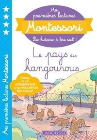 Mes premières lectures Montessori - Le pays des kangourous.pdf