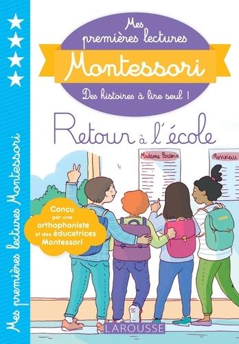 Anaïs Galon et Julie Rinaldi - Retour à l'école.