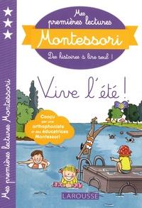 Anaïs Galon et Christine Nougarolles - Vive l'été !.