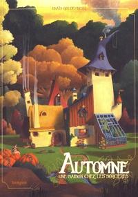 Anaïs Goldemberg - Une saison chez les sorcières Tome 1 : Automne.
