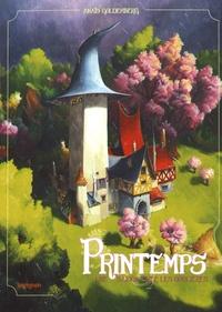 Anaïs Goldemberg - Une saison chez les sorcières Tome 3 : Printemps.